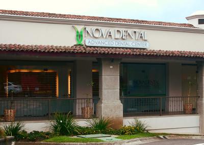 Nova Dental External Facade