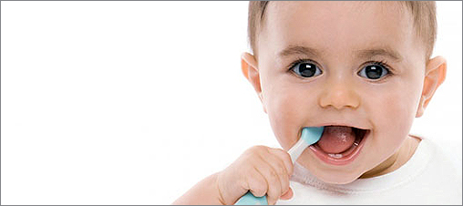 Dental Care From Birth to 6 Months