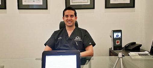 Dr. Luis Obando, Nova Dental Clinic.